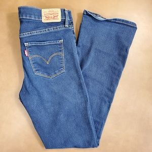Levi's 315 Shaping Bootcut Jeans Size 28 in. x 30